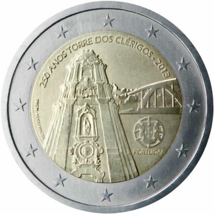 Piece 2 Euro Commemorative 2013