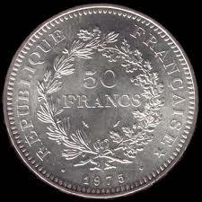 piece de monnaie argent