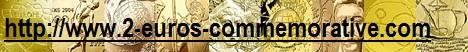 www.2-euros-commemorative.com le site des pièces de 2 euros commémoratives de tous les pays de la zone euro