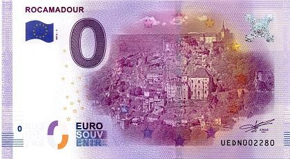 billet de 0 €
