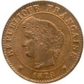 1 centime ceres 1898