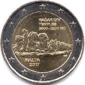 2-euros-commemorative-2017-malte-hagar-qim police