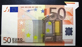 billet de 50 euros ancien