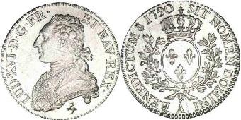 monnaie louis 16 1792