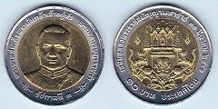 la monnaie de la Thailande - pièces et billets